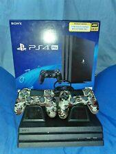 Sony Black PS4 Pro 1TB