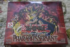 Yugioh Pharaoh's Servant 1st Edition Booster Box