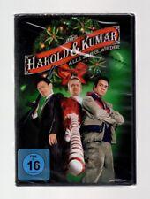 Harold & Kumar - Alle Jahre wieder (DVD, 2012) Neu & OVP