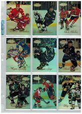 1998/1999 98/99 TOPPS HOCKEY GOLD LABEL 100 CARD SET BLACK FRIDAY 17/18 SALE