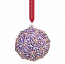 ball - Crystal Christmas Decorations