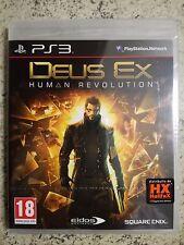 Deus Ex Human Revolution Essentials PS3 - Italiano -