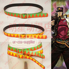 JoJo's Bizarre Adventure Kujo Jotaro Belt Men Women Birthday Christmas Cosplay