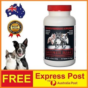 Ultimate Bully - Muscle Building Performance Dogs Muscle Boosts Growth Strength