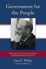 GOVERNMENT FOR THE PEOPLE - NEW HARDCOVER BOOK