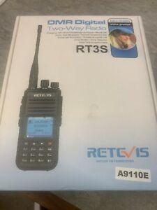 **BARGAIN*** RETEVIS RT3S DMR DIGITAL RADIO EXCELLENT CONDITION