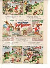 1934 Disney - Silly Symphony Tortoise and the Hare from Good Housekeeping