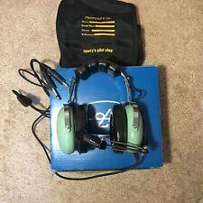 David Clark H10-30 Dual GA Plug Headset