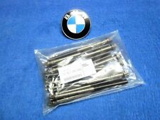 BMW e30 e34 New Cylinder Head Set Screws M20 Motor 320i 323i 325i 520i 525i