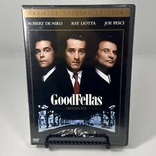 Goodfellas (Dvd, 2004, 2-Disc Set, Special Edition) - New