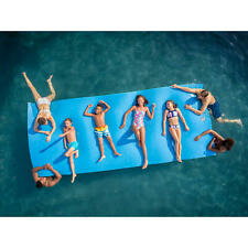 Floating Oasis Water Pad H2FL1025 Blue/Yellow