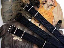 Perlon NATO G10 ® Braided Woven Nylon Tropic watch band strap IW SUISSE 18-20-22
