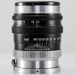 Nikon Nippon Kogaku Nikkor-P.C 105mm (10.5cm) f/2.5 Lens
