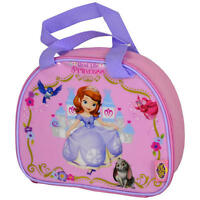 Disneys Sofia The First Insulated Lunch Bag Sandwich Box Carrier