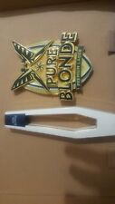 PURE BLONDE TAP BADGE AND HANDLE