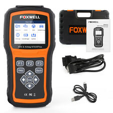 Foxwell NT630 plus ABS Bleeding SRS SAS OBD2 Code Reader Diagnostic Scanner Tool