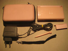 Nintendo DS Lite Pink Slim Light NDSL 1 First Generation Console portable 2006