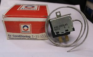 NOS Delco 15-555 Air Conditioning Thermostatic Switch  (426)