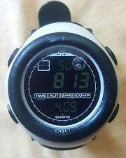 SUUNTO Vector Montagna con orologio altimetro, barometro & bussola + temperatura