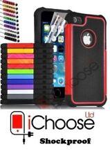 Housses et coques anti-chocs en plastique rigide iPhone 6s Plus pour téléphone mobile et assistant personnel (PDA)
