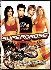 Like New WS DVD Supercross (2005) Sophia Bush Aaron Carter Channing Tatum