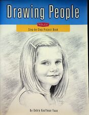 Drawing People (Step-by-Step Project Book)  by Debra Kauffman Yaun   (Softcover: