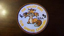 1992 FOX VALLEY DISTRICT SPRING CARNIVAL POCKET PATCH