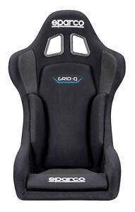 """SPARCO 008009RNR SEDILE/SEAT """"GRID-Q """" Sedile ultraleggero in vetroresina"""