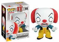 """Funko Pop Horror Movies Pennywise Vinyl Action Figure 3363 Collectible Toy 3.75"""""""