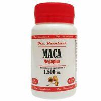 MACA peruana 1.500 mg.  30cps  Envio urgente gratis Dra. BANNISTER