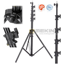 Selens Air Cushioned 4.5M 13.5ft Heavy Duty Light Stand Tripod Max Load 5KG