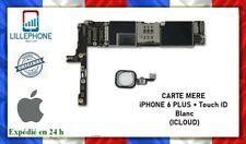 CARTE MÈRE POUR IPHONE 6 PLUS + TOUCH ID BLANC bloquée ICLOUD Clean