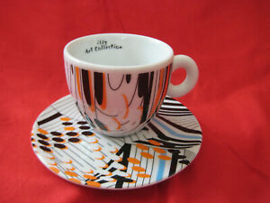 Illy Cappucchinotasse Tobias Rehberger illy art collection 2010