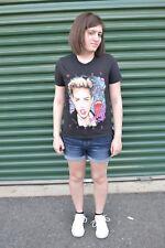 """Miley Cyrus """"2014 Bangerz Tour """" Concert T Shirt - Sz S"""