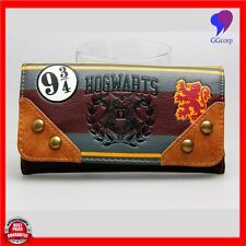 Harry Potter Patch Womens Flap Wallet DFT-2012