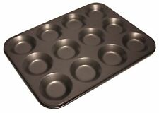 Everyday Baking By Prochef 12 Cup Muffin Cake Tray