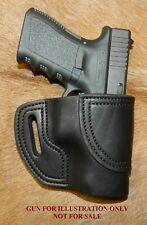 Gary Cs Leather Avenger Right Hand Owb Holster Fits Glock G19 G23 G32 G45