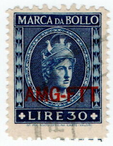 (I.B) Italy Revenue : Marca da Bollo 30L (AMG-FTT)