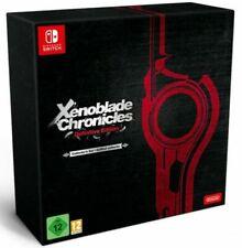 Xenoblade Chronicles Definitive Edition Collector's Edition - NEU