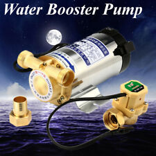 220V 150W Water Pressure Booster Pump Shower Electric Automatic Stainless