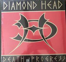 Diamond Head Import LP Death And Progress