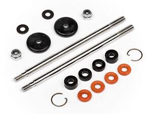 HPI Spares Rear Shock Rebuild Kit (HPI6)