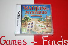 Mahjongg Mysteries: Ancient Egypt  (Nintendo DS, 2010), New, Sealed, Authentic