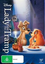 Lady And The Tramp ( R4 DVD )