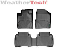 WeatherTech DigitalFit FloorLiner for Nissan Murano - 2009-2014 - Black