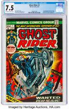 Ghost Rider #1 CGC 7.5