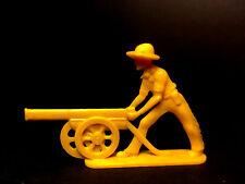 Cowboy/SOLDATO CON CANNONE/confezione un'aggiunta Meyer lippinghausen 50er margarina personaggio