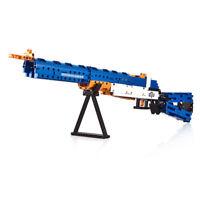 AU! 583Pcs Puzzle Building Blocks M1 Gun Assembled Blocks Shotgun Kids Toy Gift
