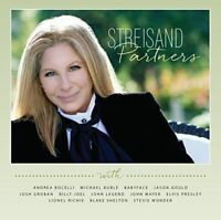 Barbra Streisand - Partners [Sealed] Digipack 2 CD