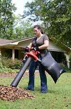 Craftsman Leaf Blower 2 Speed 12 AMP Lawn Yard Sweeper Vacuum Mulcher Bag NEW